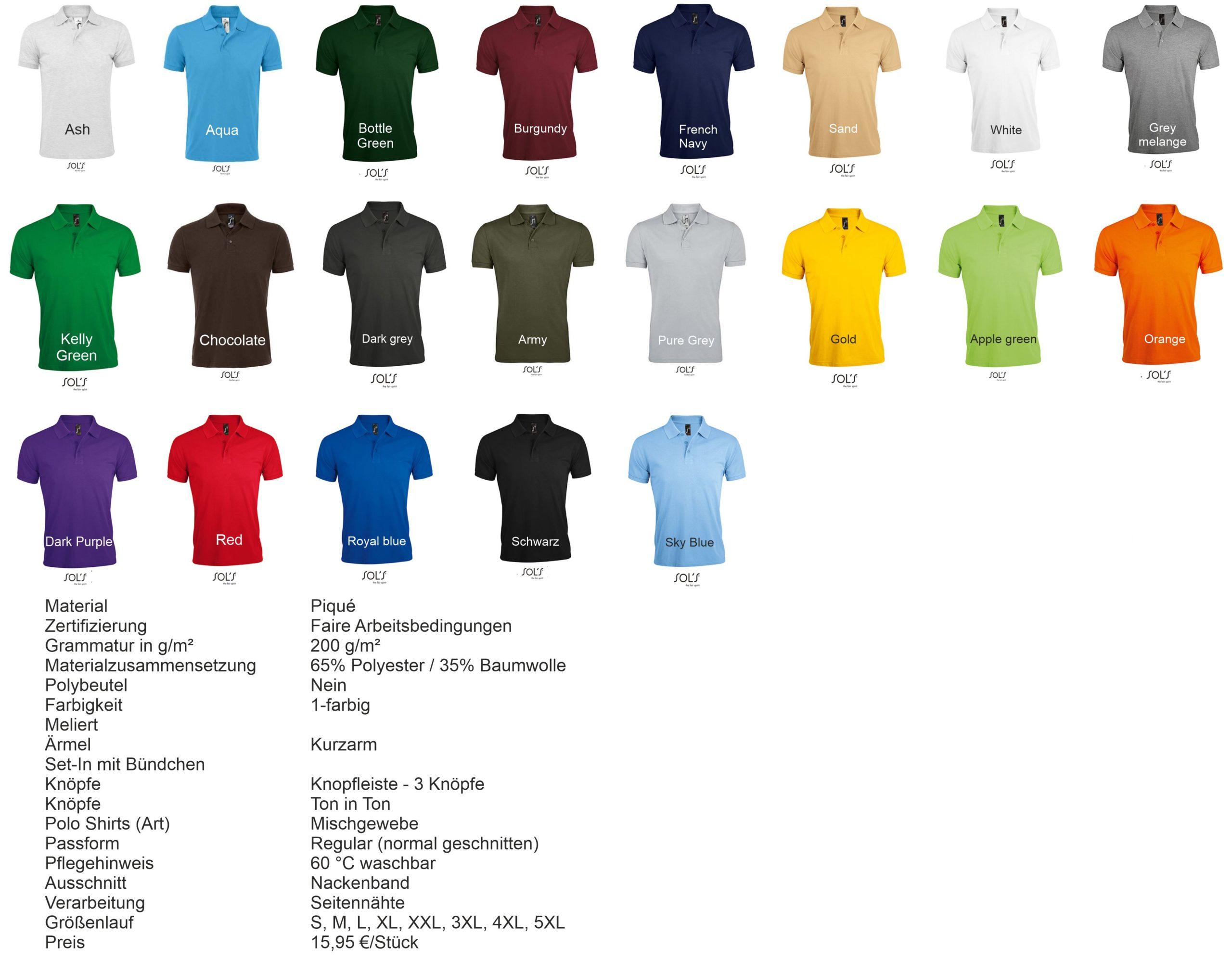 Polo-FarbtafelSols 200g 15-95