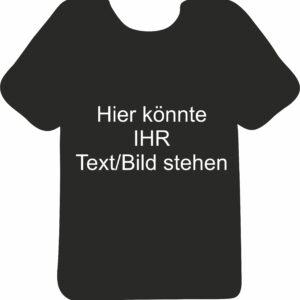 T-Shirts bedrucken